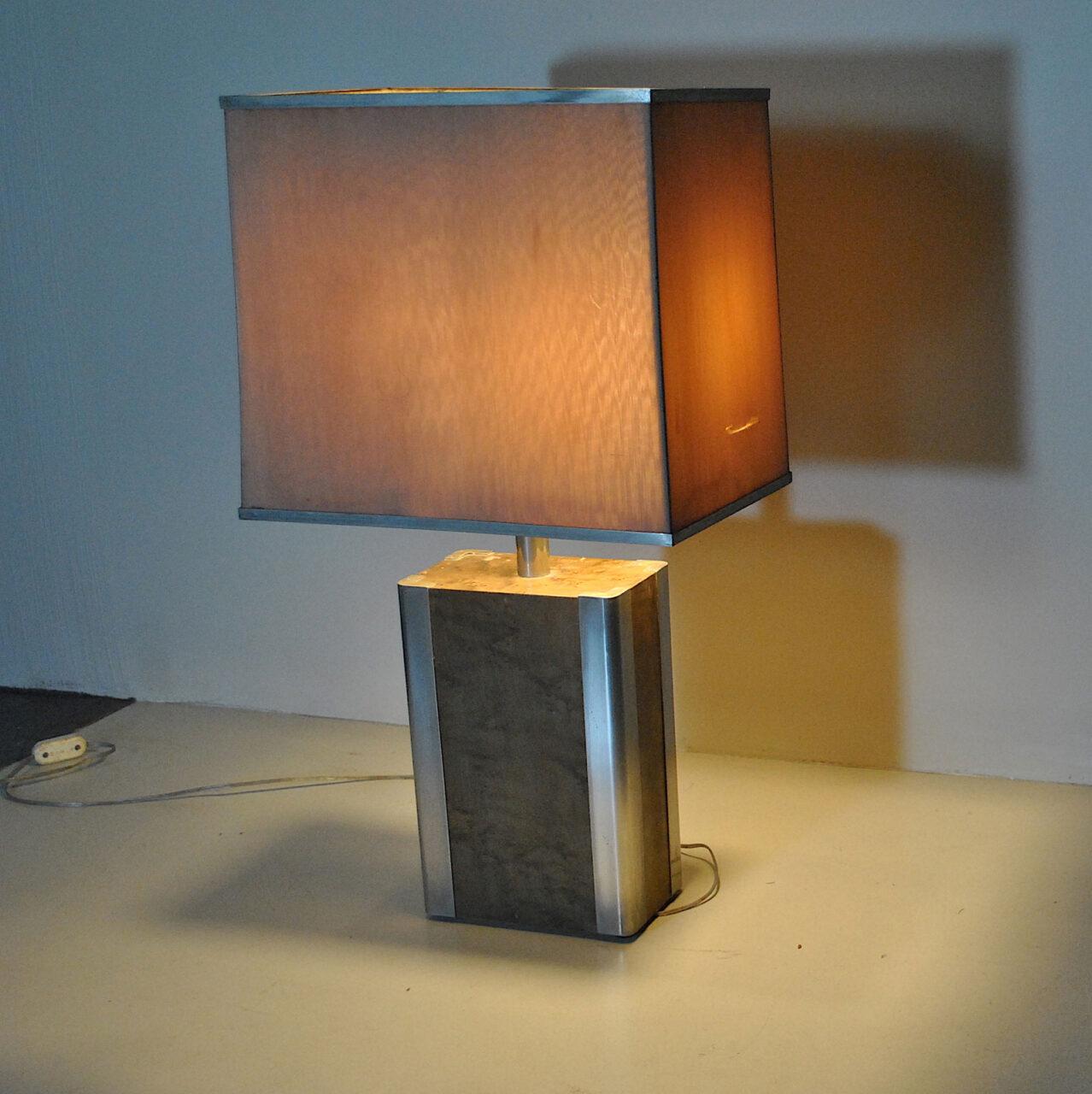 Lampada Da Tavolo Anni 70