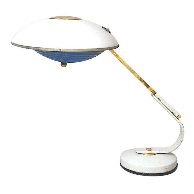Lampada Da Tavolo Anni 60
